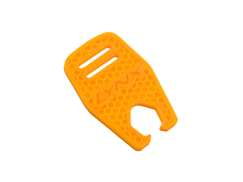 LX2522-1 - Fireball - TPU Blade Holder, Orange Color