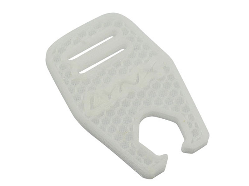 LX2522-10 - Fireball  - TPU Blade Holder, Clear Color
