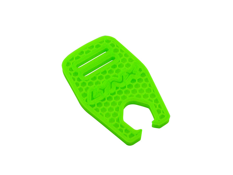 LX2522-2 - Fireball - TPU Blade Holder, Green Color