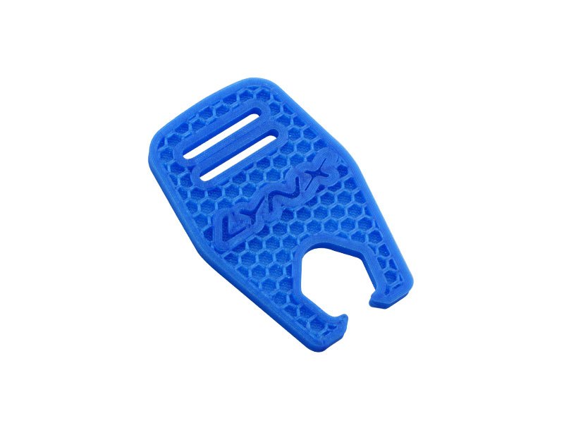 LX2522-5 - Fireball - TPU Blade Holder, Blue Color