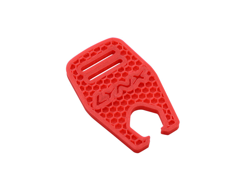 LX2522-7 - Fireball - TPU Blade Holder, Red Color