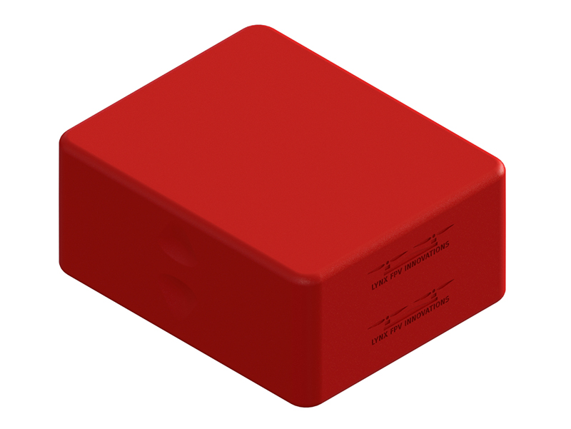 LX2607-7 - Torrent 110 - Plastic Case, Red Color