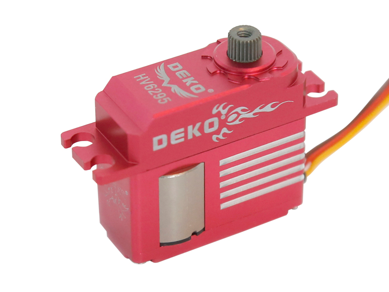 LX3023 DEKO HV6295 Digital Mini Servo, 1pc