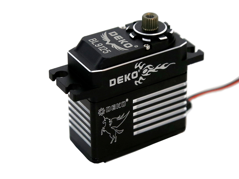 LX3029 DEKO BL9125 Digital Tail STD Servo, 1 pc