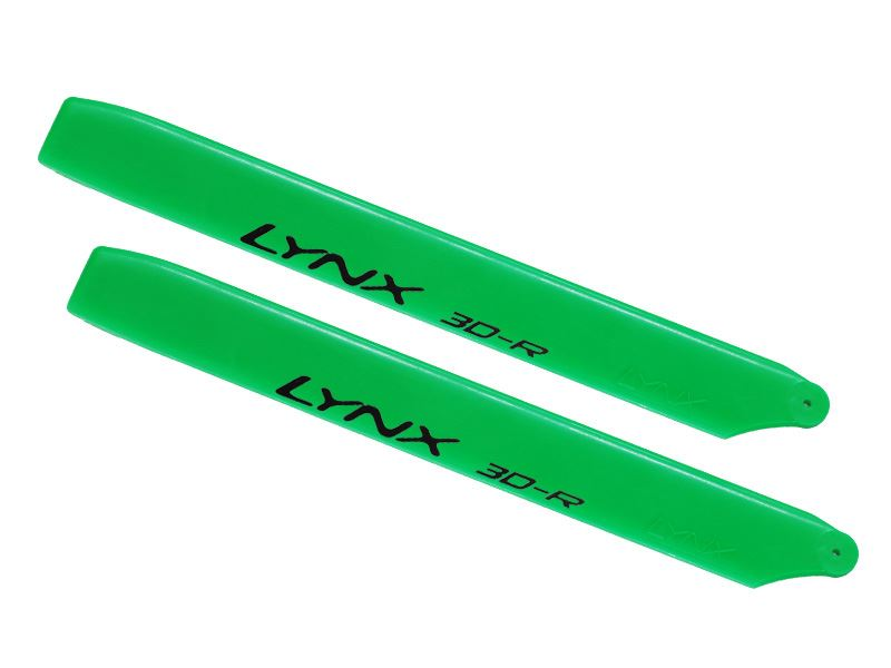 LX71602-PE - Plastic Main Blade 160 mm - 180CFX - Pro Edition - Green