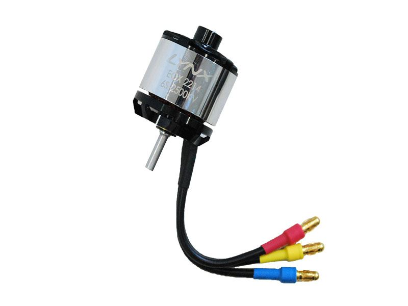 <p>Lynx EOX brushless motors a new generation of high power, high efficiency helicopter motors.</p>