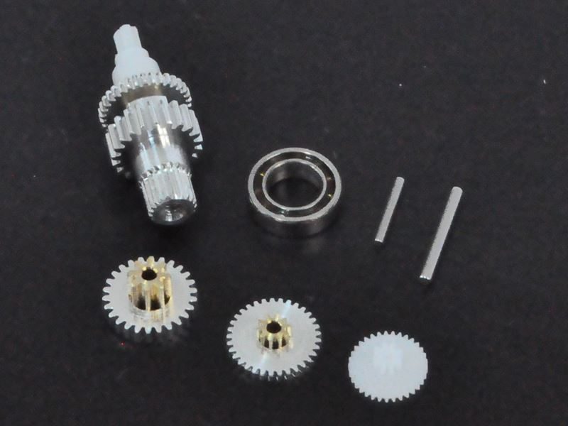 LX9002 - DS-883 Servo Gear Spare Bag Set