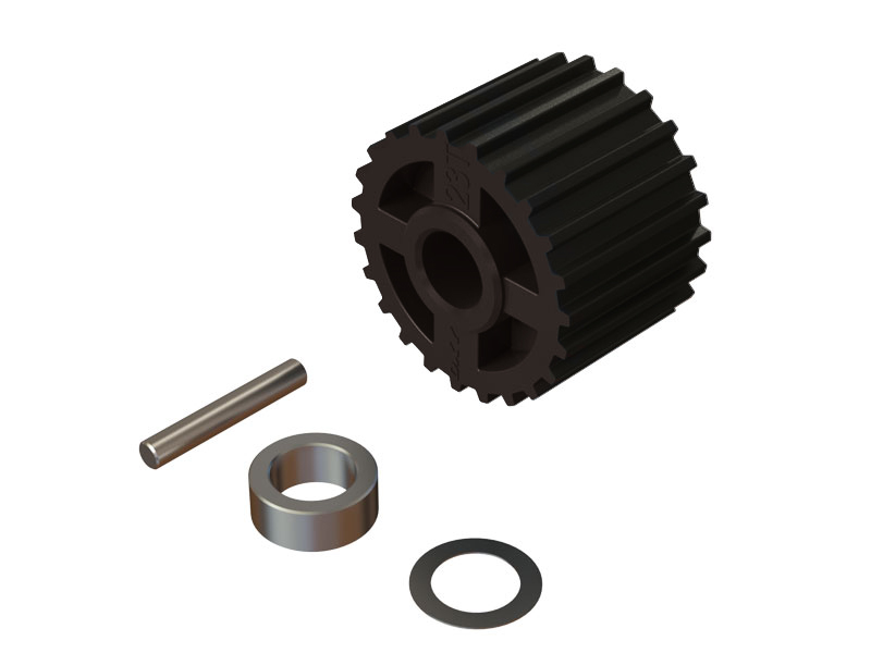 OSP-1053 - OXY4 23T Tail Pulley