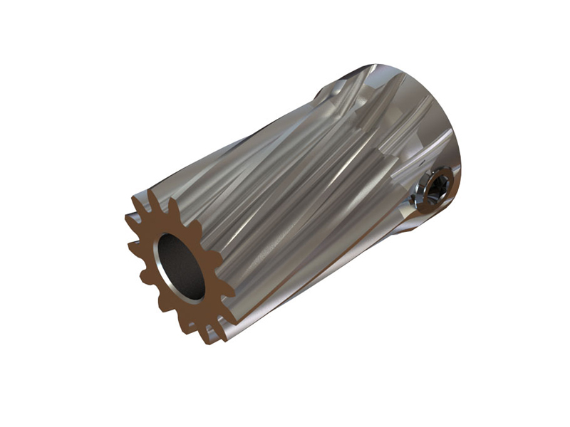 OSP-1092 - OXY4 Pinion  14T - 3.5mm Motor Shaft
