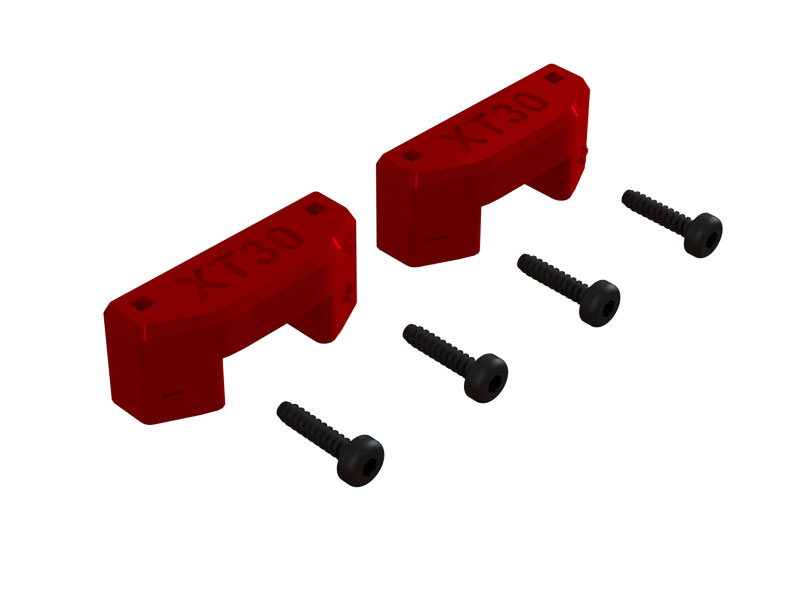 OSP-1093 OXY 2 - XT30 ESC Battery Connector Clamps