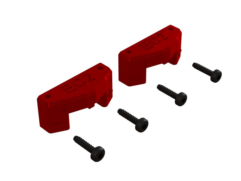 OSP-1094 OXY 2 - EC2 ESC Battery Connector Clamps