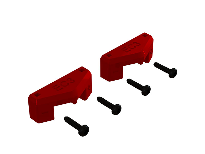 OSP-1096 OXY 4 - EC3 ESC Battery Connector Clamps