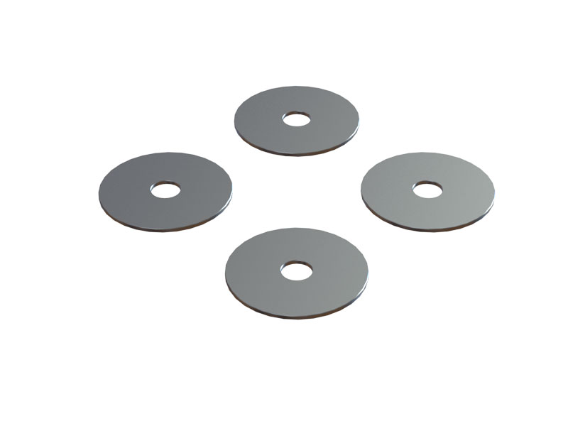 OSP-1113 OXY4 - 0.5mm Main Blade Adjustment Shim, Set