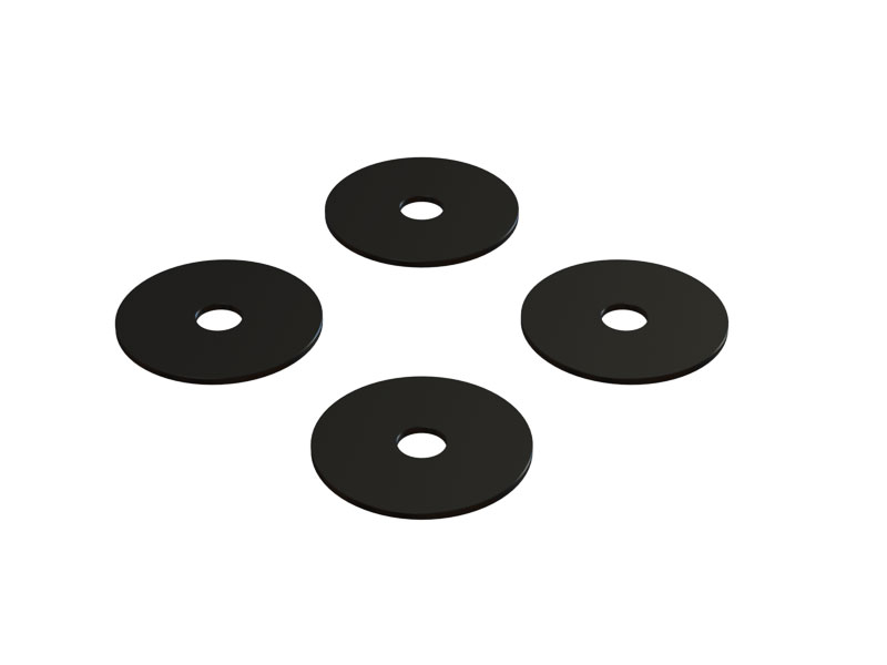 OSP-1114 OXY4 - 0.6mm Main Blade Adjustment Shim, Set
