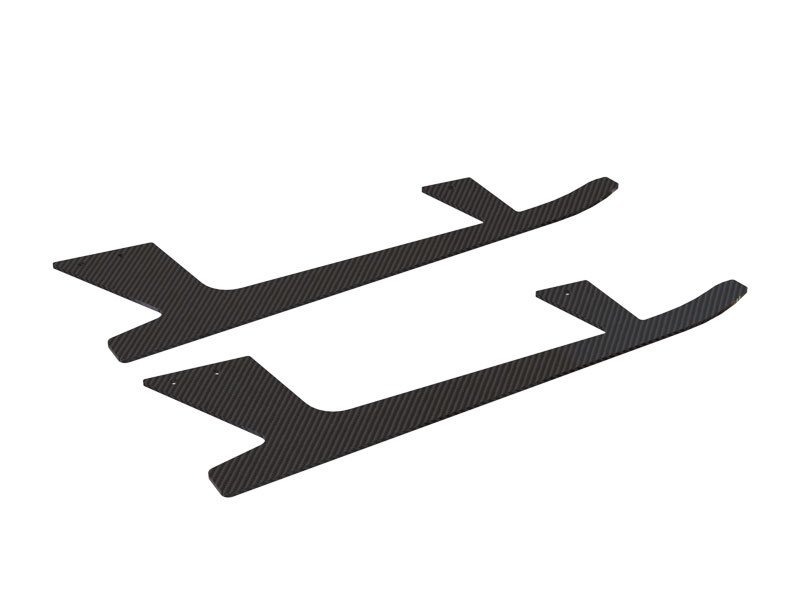 OSP-1156 OXY4 - Pro Edition CF Landing Gear Skid Spare