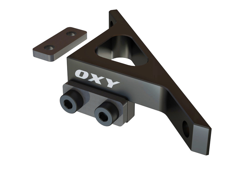 OSP-1309 OXY5 - Mini Servo Support, Right