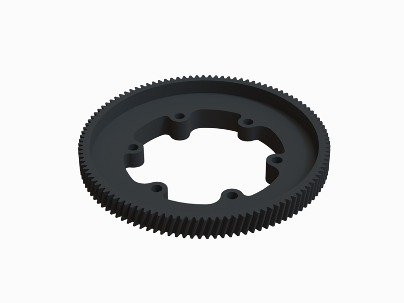OSP-1384 OXY2 - Slant Main Gear For One Way System
