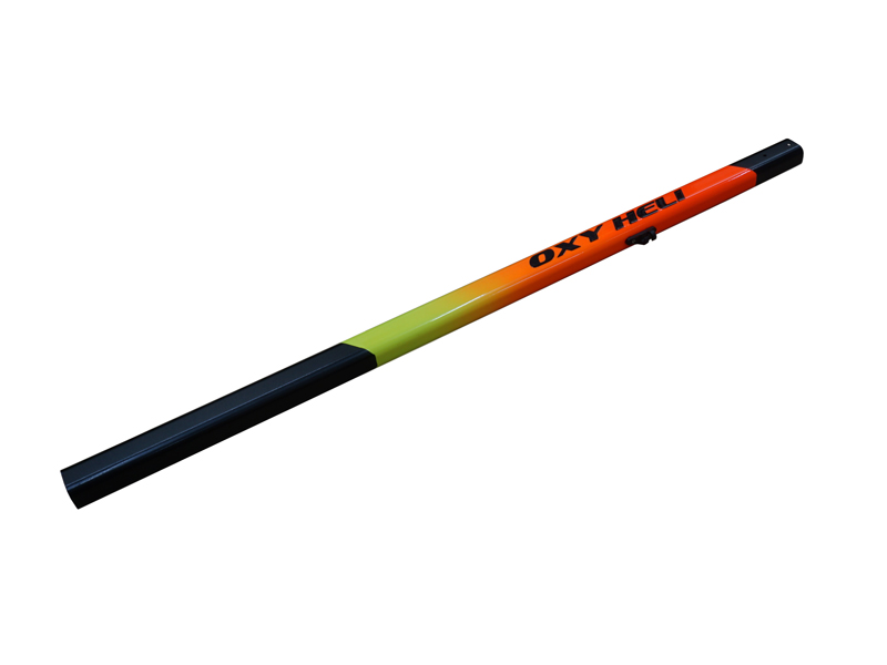 OSP-1412 - OXY4 MAX Yellow-Orange Painted Tail Boom