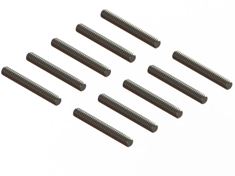 SP-OXY2-006 - Threaded Rod M1.4x11 , 10Pcs