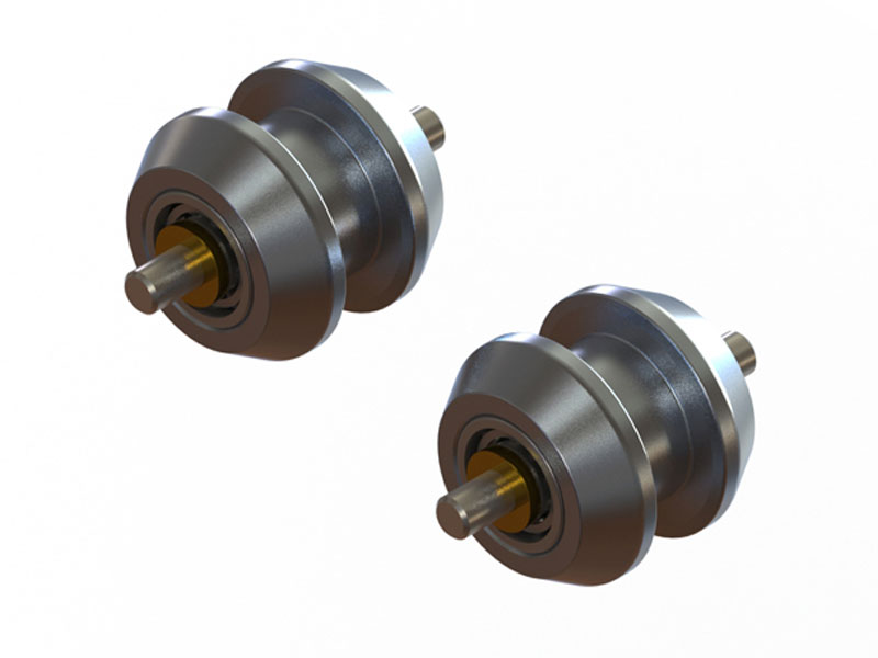 SP-OXY2-026 - OXY2 CNC Belt Pulley Guide