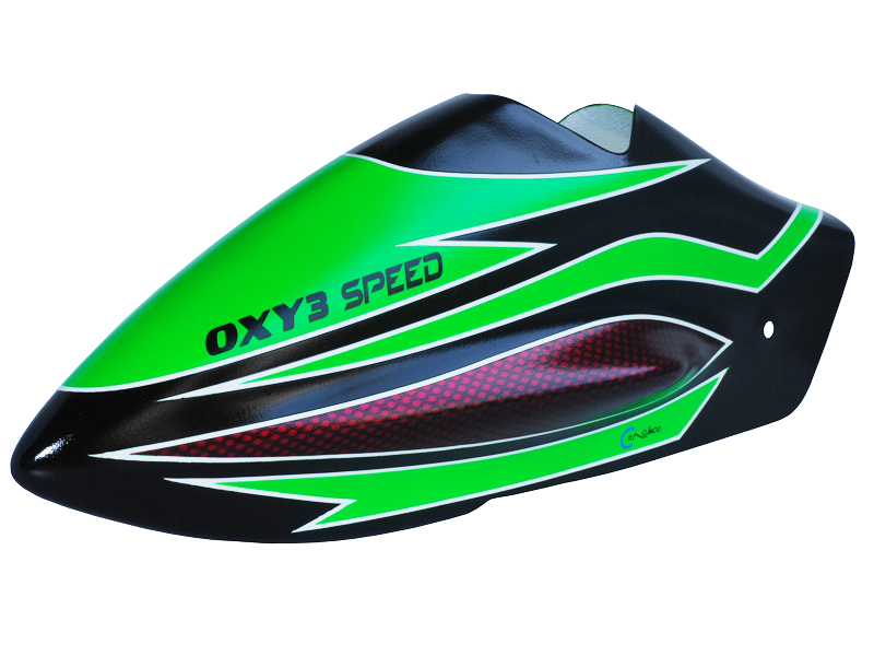 SP-OXY3-226  OXY3 Speed Canopy Green, Spare