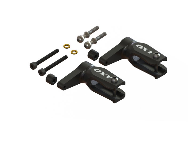 SP-OXY3-248 OXY3 - Pro Edition Main Grip- Black, 2Pcs-Set