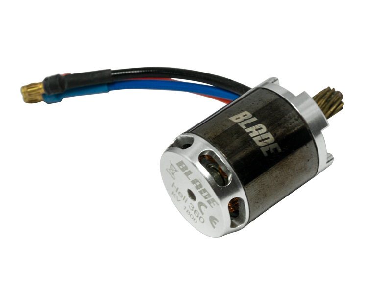 USE047 Blade Brushless Out-Runner Motor, 1800Kv 360cfx BLH4731