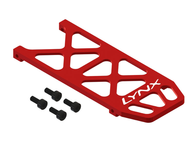 LX1467 - 180CFX - Ultra Battery Tray - Red
