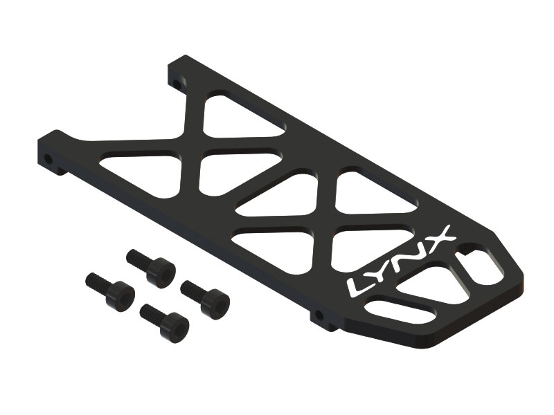 LX1468 - 180CFX - Ultra Battery Tray - Black