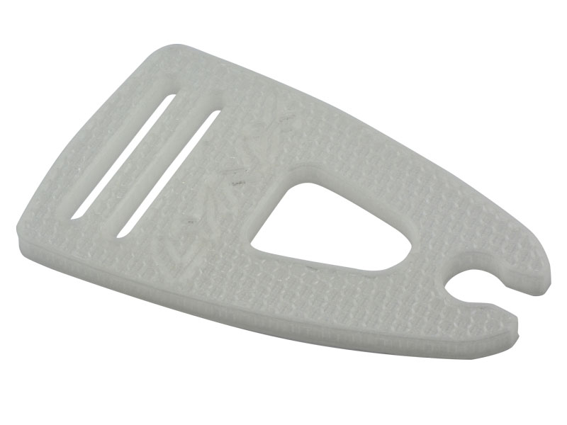 LX2537-10 LOGO 700 - Blade Holder, Clear Color