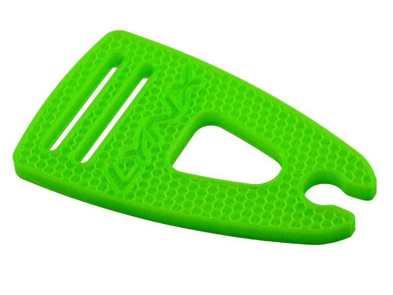 LX2537-2 LOGO 700 - Blade Holder, Green Color