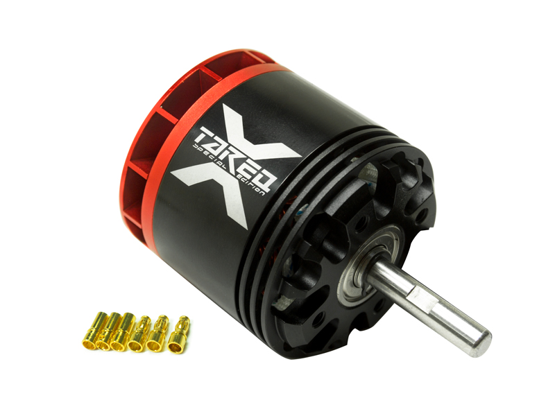 LX3011 Motor Tareq Edition - XNOVA 3215-930KV-10P shaft B