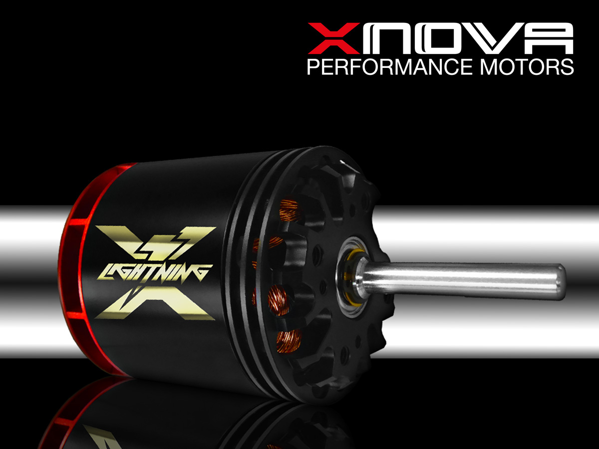 LX3016 Motor LIGHTNING-X-NOVA 4025-1120KV-1.5Y shaft A