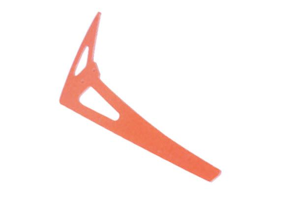 LX0448 - WARP 360 - Vertical Fin - G10 Orange
